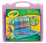 New Crayola Twistables Case (Case Colour may vary - Purple,Blue,Yellow)- 32 Pack