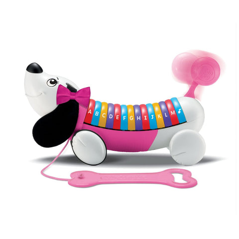 LeapFrog AlphaPup Pink walk your way to letter learning