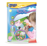 PEPPA PIG MINI MATS TOMY AQUADOODLE & AQUADRAW PEN - MESS FREE MAGIC COLOURING