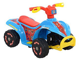 Paw Patrol 6v Battery Powered Electric Quad Bike - Very Cool Max 3km - 3+ Years