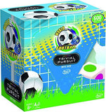 Trivial Pursuit World Foot Ball Stars Family Fun Card Game - Ages 8 +
