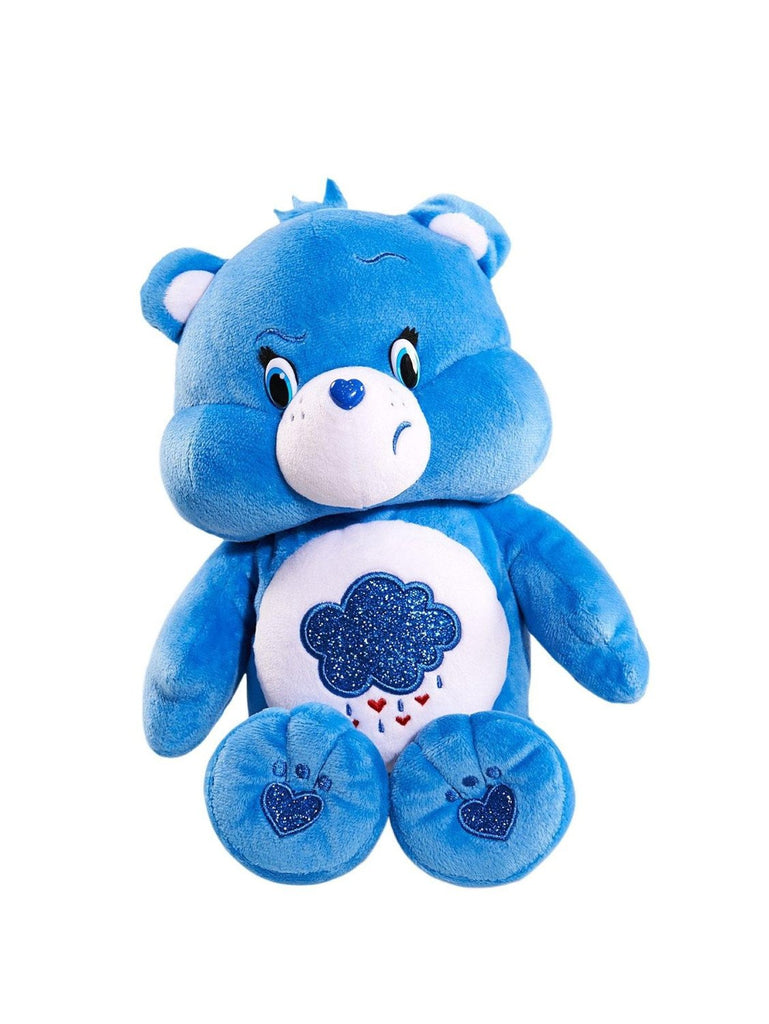 Care Bears Sing a Long Grumpy Bear Plush Toy with Movement Features - 2+ Years