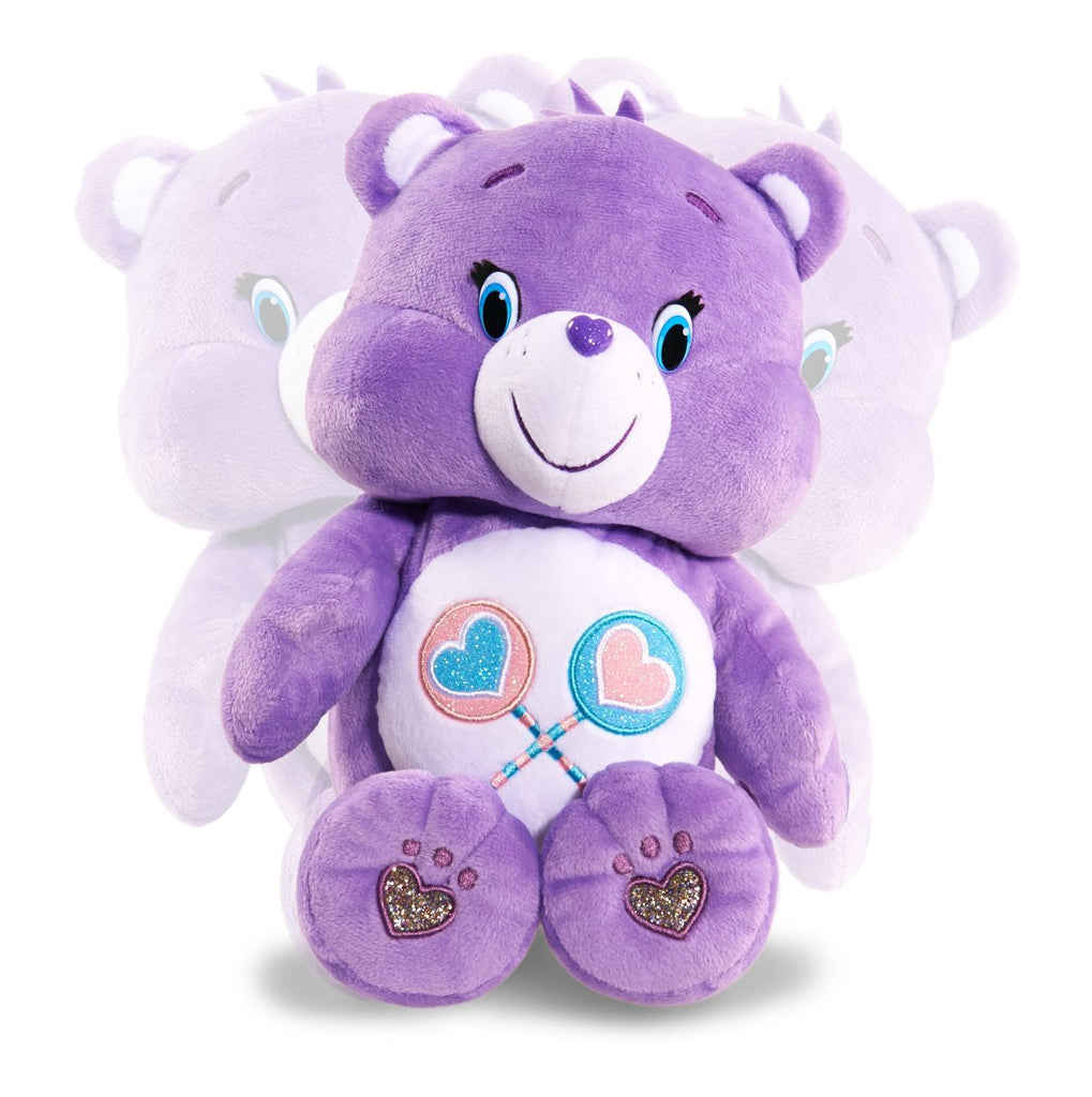 Care Bears Sing a Long Share Bear Plush Toy with Movement Features - 2+ Years