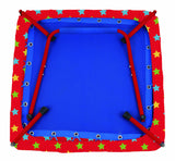 Galt Toys Folding Trampoline - Kid's Indoor / Outdoor Trampoline - For Exercise