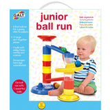 Galt Toys Junior Ball Run - 5 Assorted Balls - Kid's Learning First Ball Run