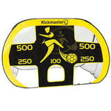 Kickmaster 2-IN-1 Quick Up Goal And Target Shot -5+ Years
