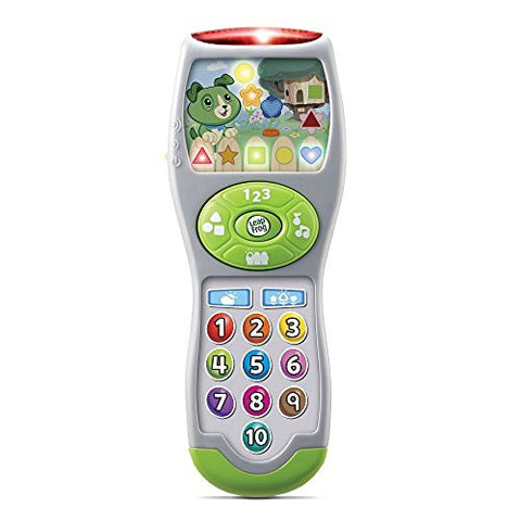 LeapFrog Scouts Learning Lights Remote Control Educational Toy