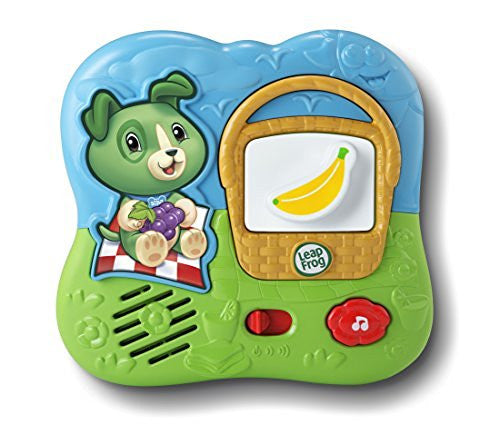 LeapFrog Fridge Numbers Magnetic Set With 10 Numbers And 10 Matching Food Tiles