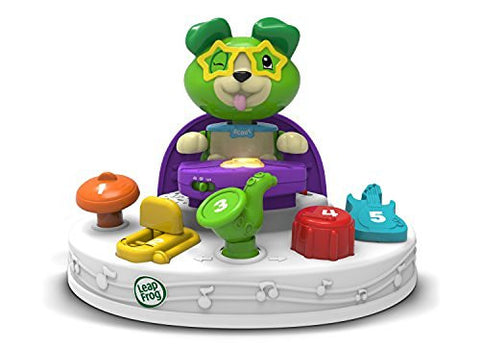 LeapFrog Scout Count And Colours Band BabyLearning MusicalToy Play 5 Instruments