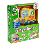 LeapFrog Fridge Phonics Magnetic Letter Set with 26 Magnetic Aphabets