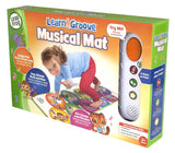 LeapFrog Learn and Groove Musical Mat 4 Feet Long 50+ Songs and Phrases