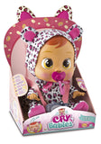 Baby Wow Cry Babies Lea Doll Toy - With A Cute Animal Print Inside