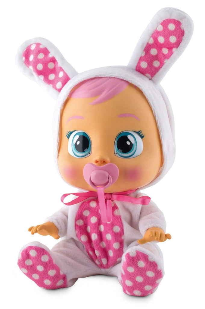 Baby Wow Cry Babies Coney Toy - Sound just like a real baby