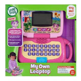LeapFrog My Own Leaptop Violet Pink Interactive Kids Learning Toy -2+ Years