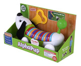 LeapFrog AlphaPup Green, Puppy Dog Educational Learning Pull Along Toy - 12+ Mts