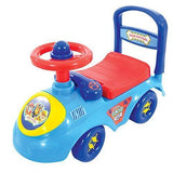 Paw Patrol My First Sit N Ride Bike Fun Squeaker And Phone Feature - 3+ Years