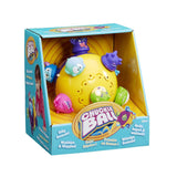 Chuckle Ball - Silly Sounds- Wobbles & Wiggles- New From Vivid - 18+ Months