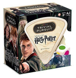 Trivial Pursuit Harry Potter World of Family Fun Play Card Game