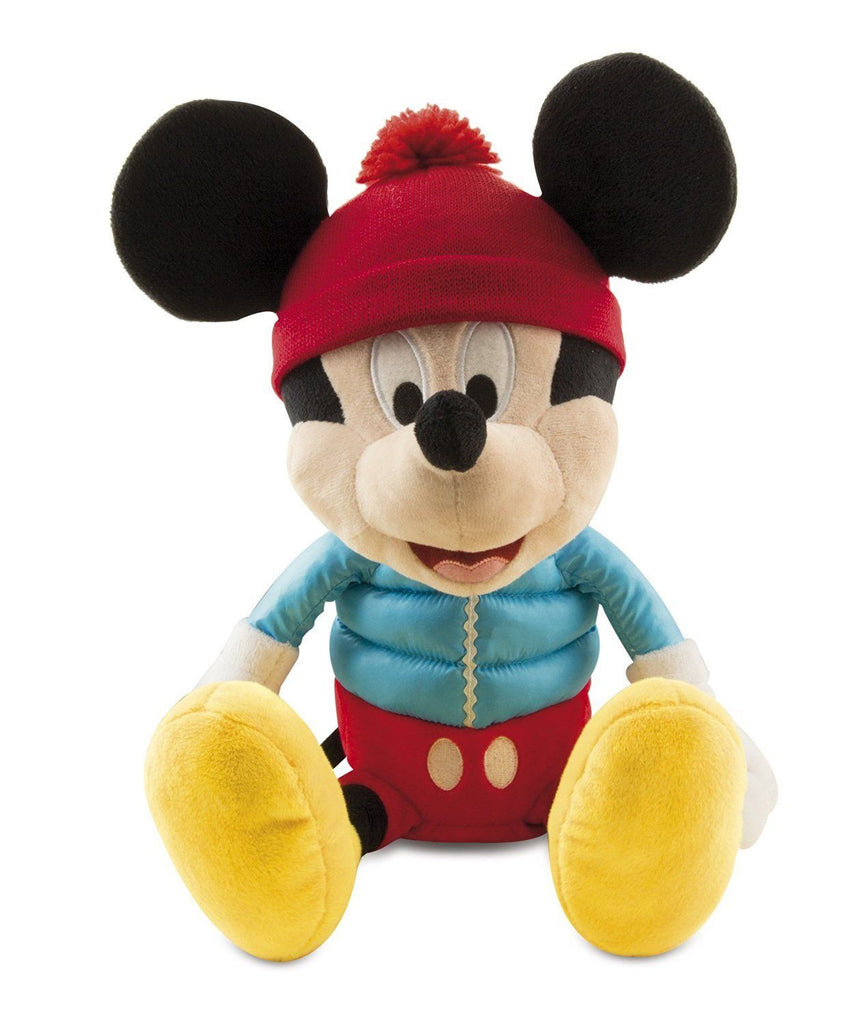 Disney Mickey Freezing Mickey Mouse Soft Toy Freezes -18+ Months