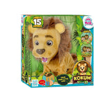 Club Petz Kokum The Little Lion Toy Responds to 15 Orders Multi Colour -3+ Years