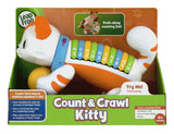 LeapFrog Count and Crawl Kitty Baby Learning Musical Toy -9+ Months