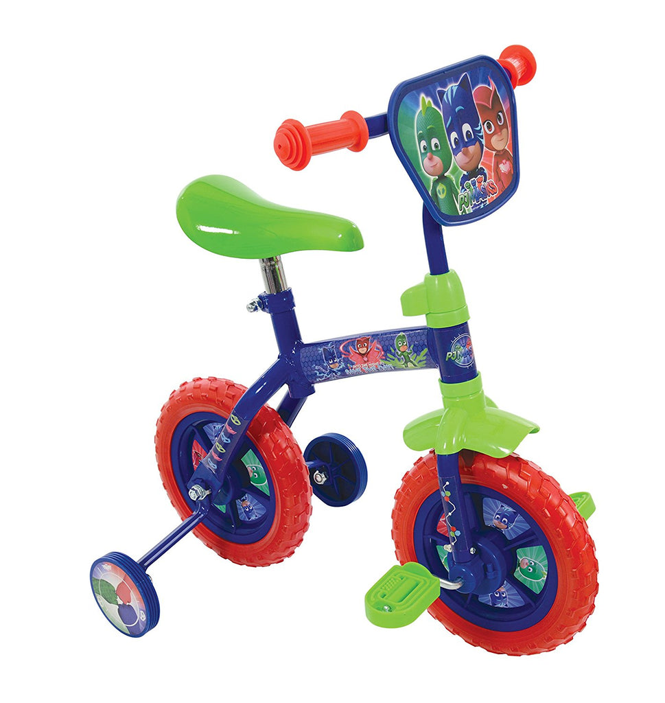"PJ Masks 2-in-1 10"" Training Bike"