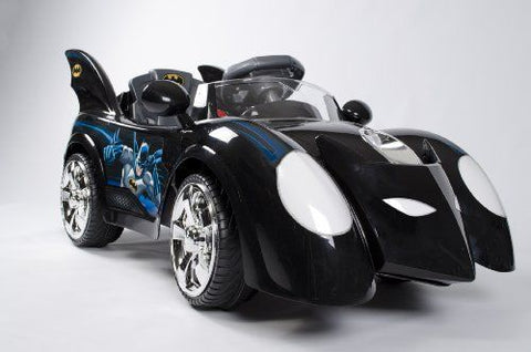 Batman 6v Battery Operated Batmobile