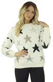 Audrina Star Sweater - Bathing Suit