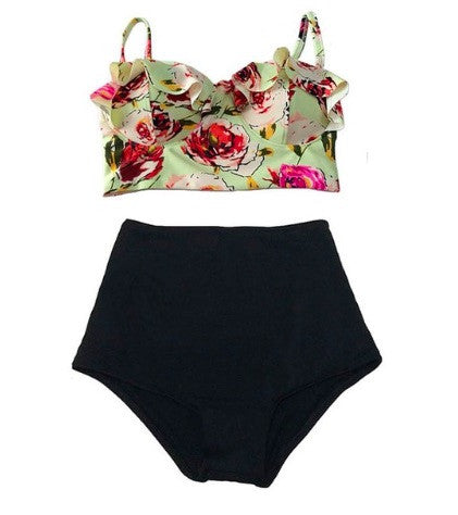 LAURA FRIL BIKINI - Bathing Suit
