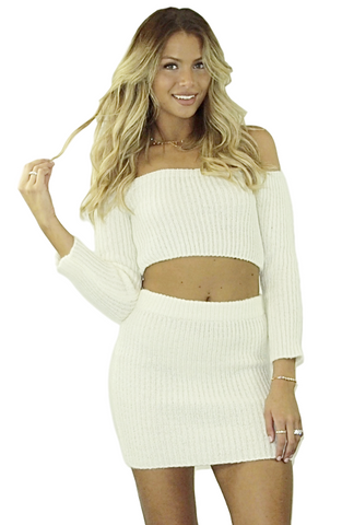 Rebecca Sweater Set - Bathing Suit
