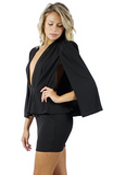 Valentina Cape Dress - Bathing Suit