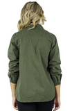 Aubrey Army Jacket - Bathing Suit
