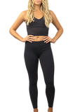 Kylie Work out Leggings - Bathing Suit