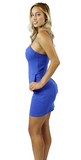 Jennifer Pocket Dress - Bathing Suit