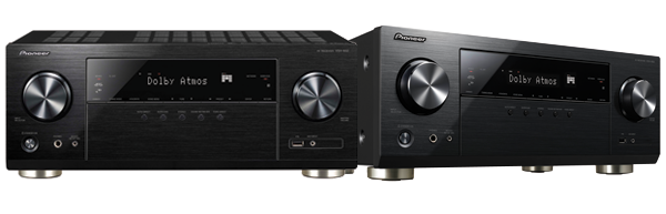 Pioneer Introduces 5 1-Channel VSX-832 and 7 2-Channel VSX