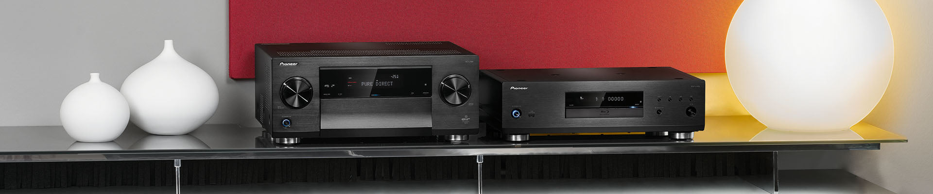 Multichannel Receivers – Pioneer Home Entertainment