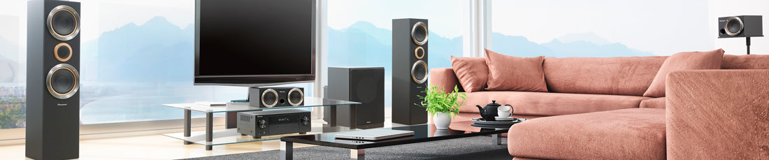 Home Theatre - S-RS55TB