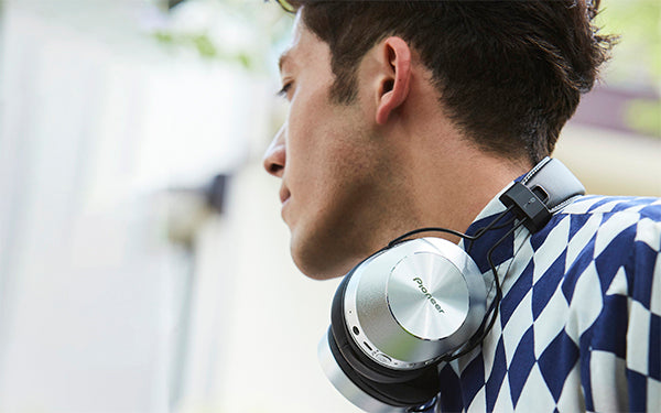 Pioneer SE-MS7BT Over-Ear Headphones