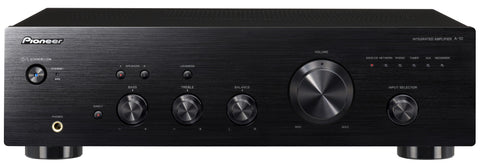 Pioneer A10 Stereo Amplifier Front Panel