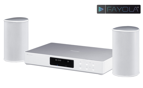 Pioneer Fayola Wireless Home Theatre System