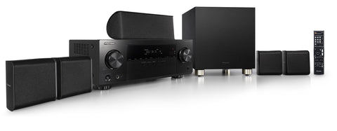 HTP-074 5 1 Home Cinema System with AVR