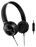 SE-MJ522T Fully-Enclosed Dynamic Headphone