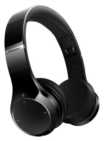SE-MJ771BT - Pioneer Bluetooth Headphones - Black