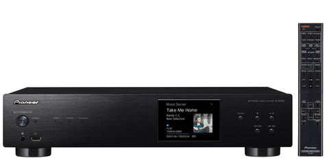 N-50AE Network Audio Player