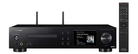 NC-50DAB Audio Player