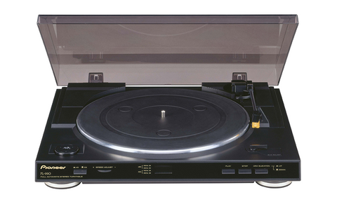 PL-990 Turntable