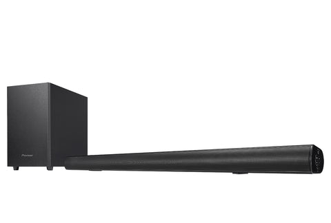 SBX-301 Soundbar and Wireless Subwoofer