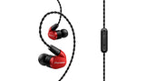 Red SE-CH5T Hi-Res In-Ear Headphones