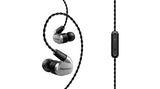 Silver SE-CH5T Hi-Res In-Ear Headphones