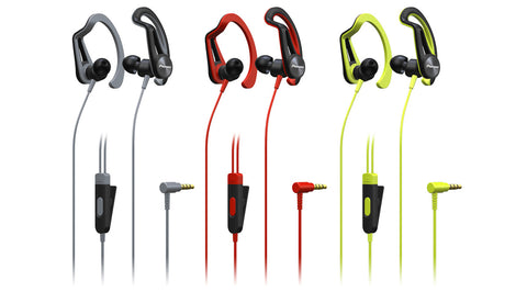 In-Ear SE-E5T Sport Headphones